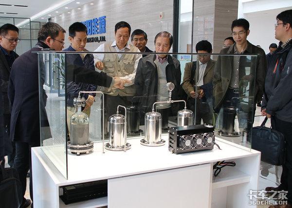 氢能技术是目前看最佳的能源解决方案