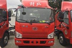 冲刺销量 成都J6F载货车仅售11.3万元