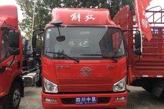 让利促销 成都J6F载货车现售12.08万元