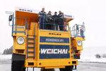 卡车晚报:谭旭光在白俄体验90吨矿卡