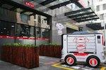 京东启用全球首个机器人智能配送站