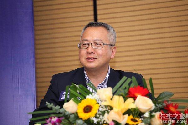 助力商用车实现TCO优化嬴彻科技CEO马�慈肆料�2018中国安全产业大会