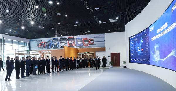 公路货运车辆安全技术与安全运营研讨会在福田戴姆勒汽车举行