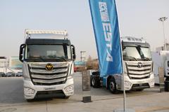 福田戴姆勒采购2000台惠龙易通定制专车