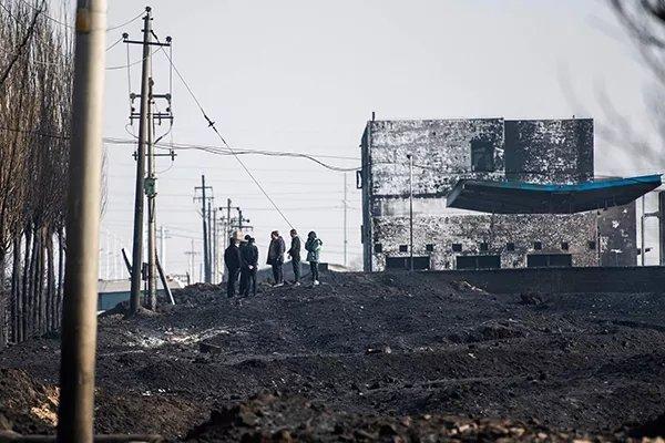 河北危化品车爆炸38辆车受损23死22伤