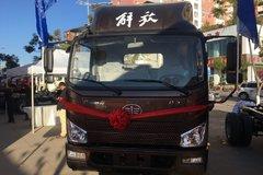 包牌10.3万元 文山解放J6F载货车促销中