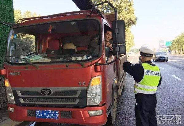 违者罚款100记3分2019年起北京大兴高峰期外地货车禁行