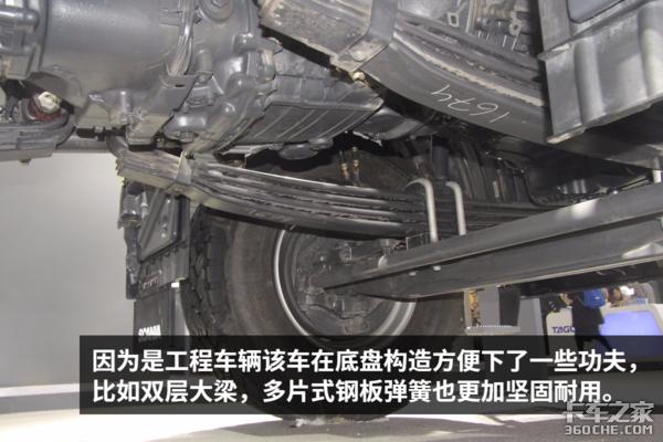 助力中国工程建设斯堪尼亚新一代P4508X4工程车底盘亮相