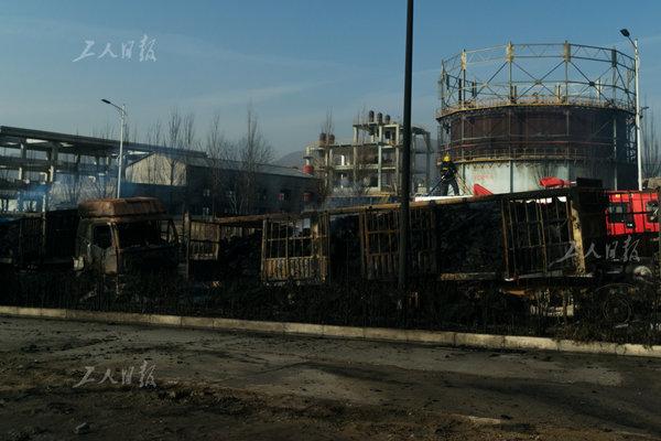 每周一扒:化工厂是张家口爆燃罪魁祸首