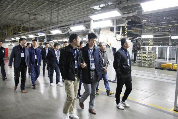 携手奋进共创辉煌2018中物联及成员单位嘉宾访问四川现代