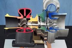 涡轮增压器由几部分组成  原理是什么?