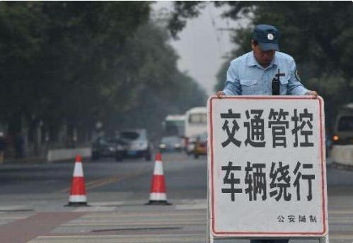 12月8日青浦这些路段将临时交通管制