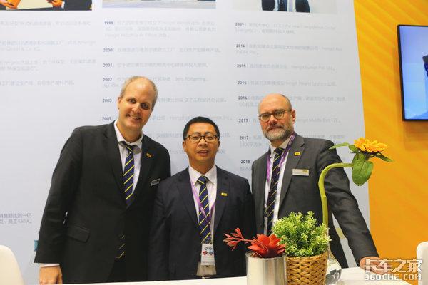 60年企业传承汉格斯特助力中国环保