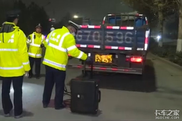 北京:排放不达标的国四柴油车也会被罚