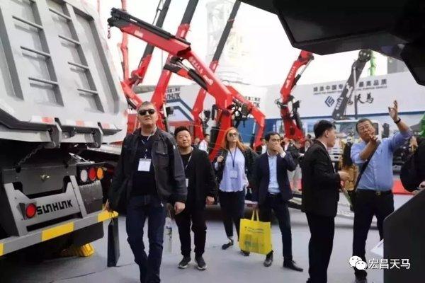 宏昌天马战绩再创高峰海外客户爆棚