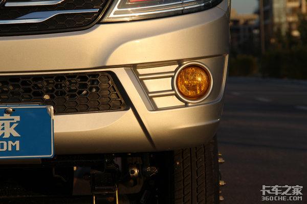 每公里成本最低3毛钱油气两用更灵活唐骏赛菱F3微卡图解