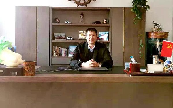 记承德伟齐经销商与福田时代的强强联手