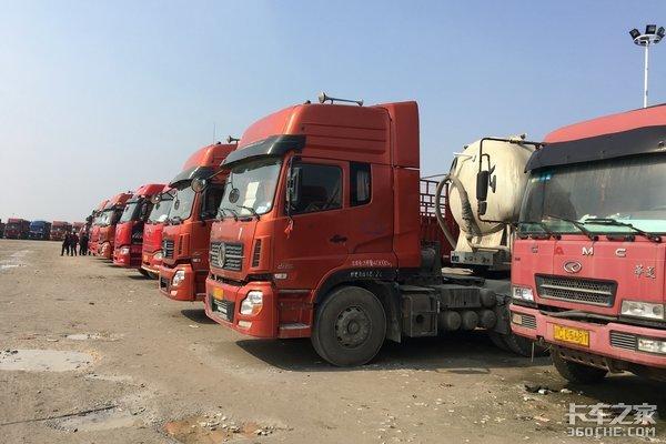 国六即将全国推行,那些没卖掉的国三卡车何去何从?