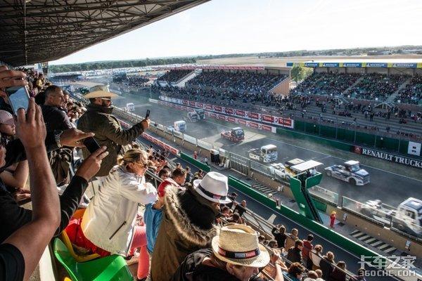2018年度欧洲卡车大赛回顾:赛场内外的成长