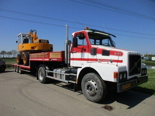 它曾是世界知名长头卡车,如今在广州退役成英雄