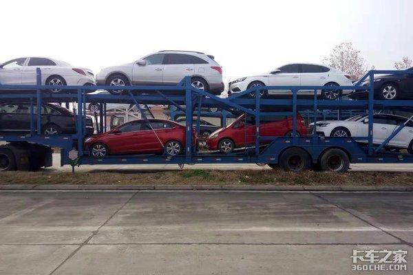 """轿运车运价被谁搞坏了?这帮人真的""""聪明""""吗?纯属瞎搞"""