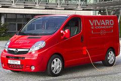 欧洲新能源新车:欧宝2020年推电动VAN