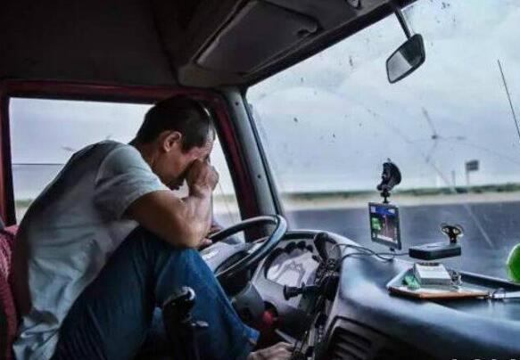 幸福人生四件事,自从开了卡车就和它们绝缘了