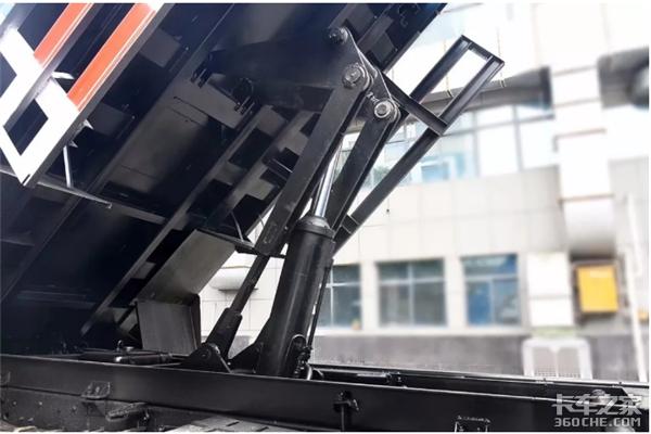 【实拍】速来围观!东风力拓T25自卸车性能大揭秘