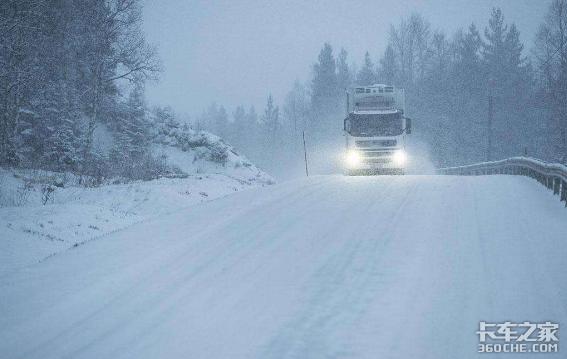 新手司机冬天开车都该注意啥?这些老司机的亲身经历送给你