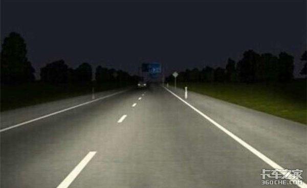 远光灯的危害,卡友们了解多少