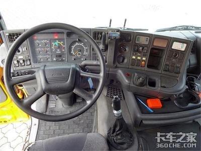从简易驾驶到太空飞船,卡车驾驶室的发展都经历了什么
