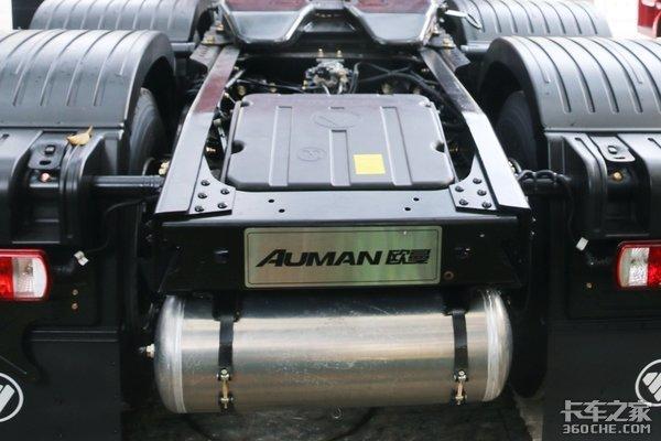 X13国六发动机2019款欧曼EST重卡图解