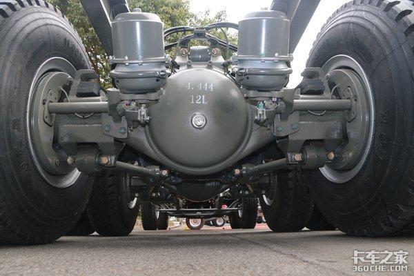 350与270马力国六机这两款自卸车值得关注,带法士特变速箱