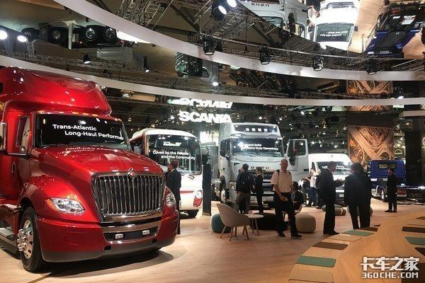 2018年卡车行业大事记快来看看你漏了什么大新闻