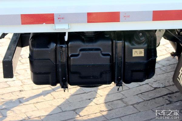 能加油能加天然气缔途小卡也玩双燃料