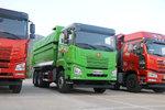 解放JH6自卸车来了 带潍柴375马力机!