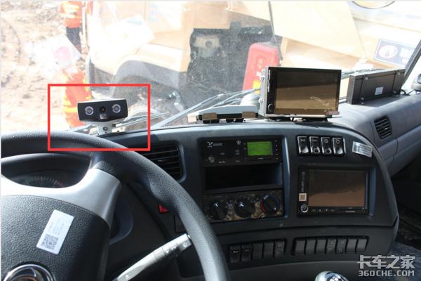 全车六个摄像头+指纹验证深圳渣土车标准真的高