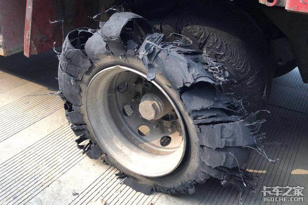 货车轮胎,埋伏在你身边的一枚不定时炸弹!