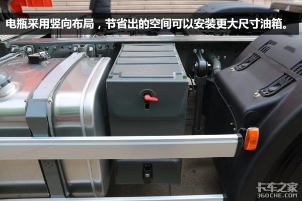 采埃孚AMT+液缓+独立空调重汽汕德卡又出新款,配置超高!