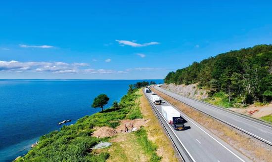 十个国家五十五天征途解放J7穿越丝路谱写解放汽车灿烂篇章