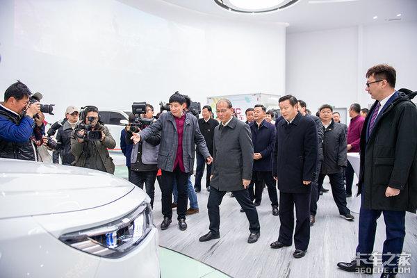 大乘汽车再添羽翼江西大乘汽车科技产业园正式投产