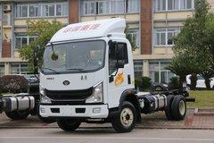 国六豪曼轻卡:潍柴160马力+气囊座椅!