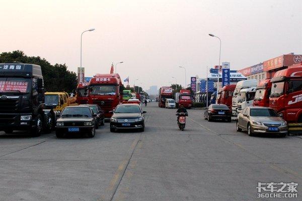 运输结构调整变化职业司机需求扩大整个行业或将迎来新变化