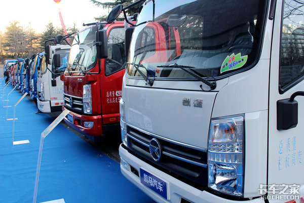 卡车晚报:今年全面供应国六车用汽柴油