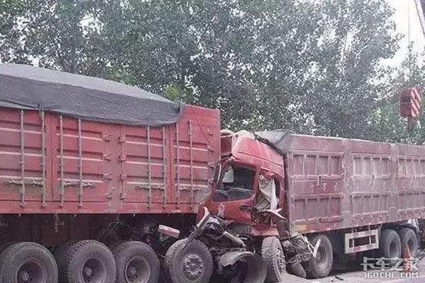 卡车司机,开着几十万的车,却担着上千万的风险