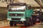 日产777辆 中国重汽卡车股份破产能记录