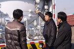 和谐共赢 宏图携联合卡车巡访西部客户