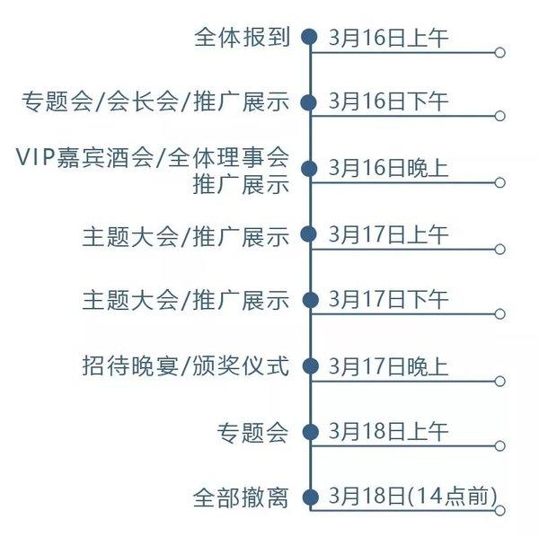 商用车后市场开年大戏2019中国商用车后市场年度大会3月杭州召开