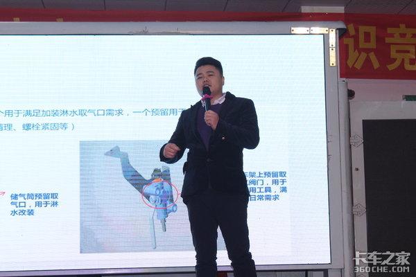 解放轻卡绝对伙伴东莞顺旺新店盛大开业