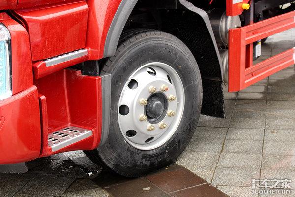 240马力可选真空胎6米8乘龙H5再升级